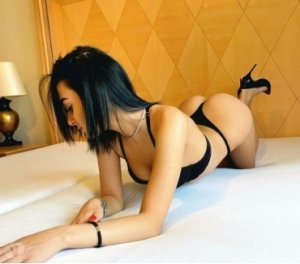 Cybille high end escorts Waterloo, IL
